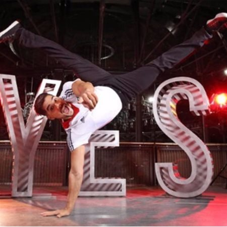 Louis Smith announced as NCS Ambassador