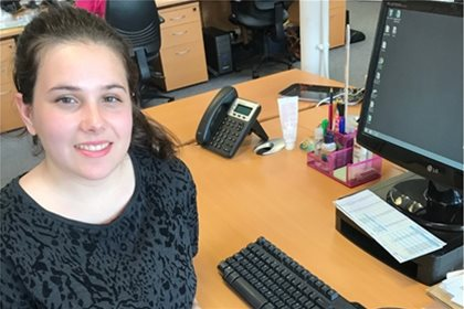 Iona's Work Experience Placement at LEBC