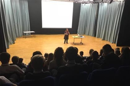 Countesthorpe Community College Careers Day