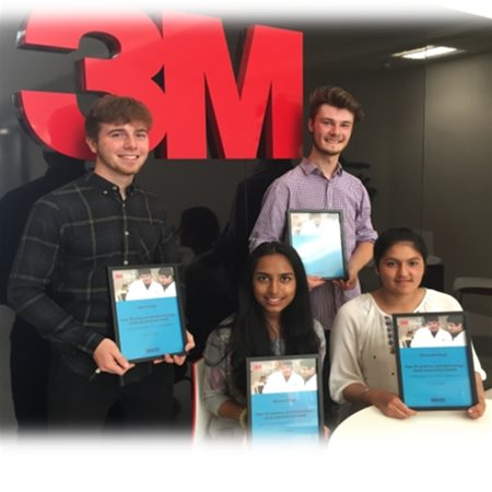 3M Bespoke Work Experience Case Study