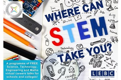 Where can STEM take you?
